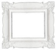Frame branco imagem de stock royalty free