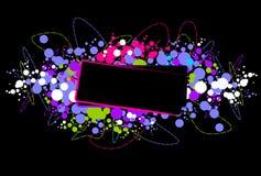 Frame brilhante do disco Imagens de Stock
