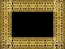 Frame brown Royalty Free Stock Photos