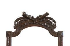 Frame cinzelado vintage do carvalho Imagem de Stock