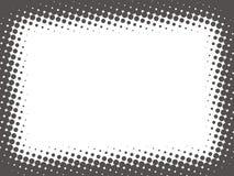 Frame cinzento abstrato Foto de Stock