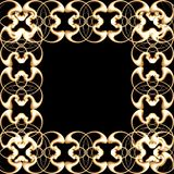 Frame circle royalty free stock images
