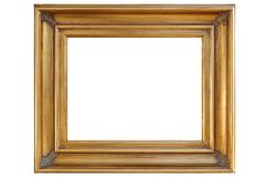 Frame with clipping path Stock Photo