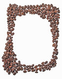 Frame of coffee Stock Image