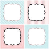 Frame collection Royalty Free Stock Images