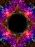 Frame colorido do star power ilustração do vetor