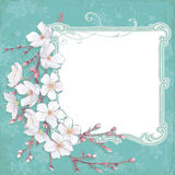 Frame composition Stock Photo