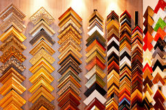Frame corners Royalty Free Stock Photography