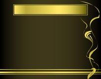 Frame da apresentação Fotografia de Stock Royalty Free