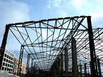 Frame da construção Imagens de Stock