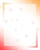 Frame da cor Imagem de Stock