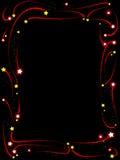 Frame da estrela de tiro ilustração royalty free