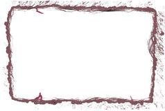 Frame da foto da textura Ilustração Stock