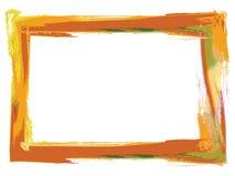 Frame da foto de Grunge ilustração do vetor