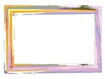 Frame da foto de Grunge ilustração royalty free
