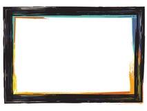 Frame da foto de Grunge ilustração stock