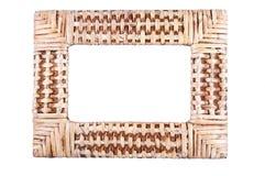 Frame da foto de handmade Foto de Stock