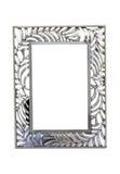Frame da foto do metal Imagens de Stock Royalty Free