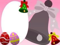 Frame da foto - Easter [cor-de-rosa] Imagens de Stock