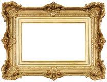 Frame da foto isolado Imagens de Stock