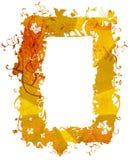 Frame da natureza de Grunge Imagem de Stock Royalty Free