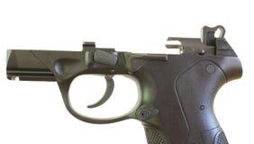 Frame da pistola do polímero Fotografia de Stock