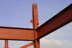 Frame de aço Imagens de Stock Royalty Free