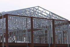 Frame de aço Foto de Stock
