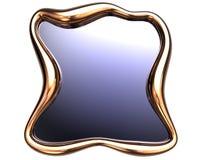 Frame de aço de Amorph Fotos de Stock