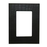 Frame de couro Imagem de Stock