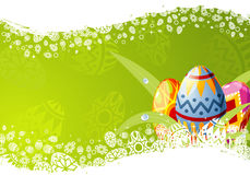 Frame de Easter Fotos de Stock Royalty Free