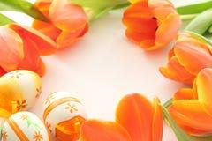 Frame de Easter Foto de Stock Royalty Free