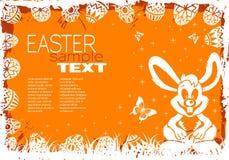 Frame de Easter Fotos de Stock Royalty Free