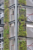 Frame de edifício moderno fora Fotografia de Stock