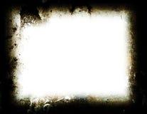 Frame de Grunge Fotos de Stock