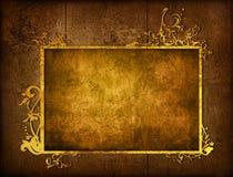 Frame de Grunge Fotografia de Stock Royalty Free