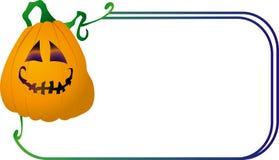 Frame de Halloween Fotos de Stock