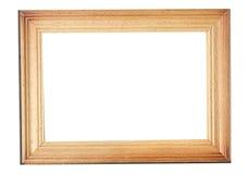 Frame de madeira Imagem de Stock Royalty Free