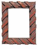 Frame de madeira Foto de Stock