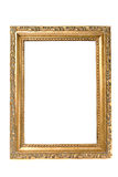 Frame de madeira do vintage Foto de Stock Royalty Free
