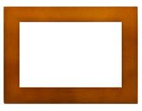 Frame de madeira padrão Fotografia de Stock