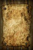 Frame de madeira velho Fotografia de Stock