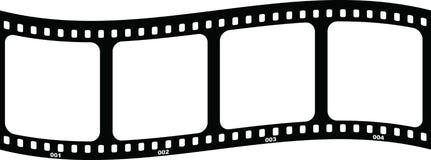 Frame de película Foto de Stock Royalty Free