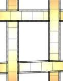 Frame de película Ilustração do Vetor