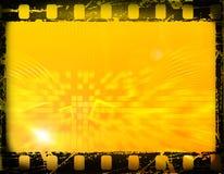 Frame de película Fotografia de Stock Royalty Free