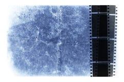 Frame de película velho fotos de stock