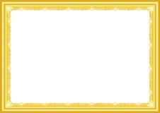 Frame de retrato Imagens de Stock