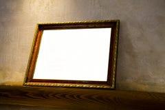 Frame de retrato foto de stock