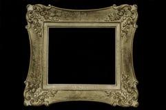 Frame de retrato antigo Imagens de Stock