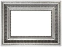 Frame de retrato antigo isolado Fotografia de Stock Royalty Free